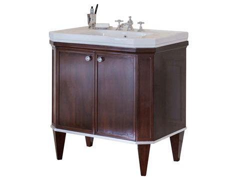 Wood Vanity Units by Single Wooden Vanity Unit Adelaide By Gentry Home