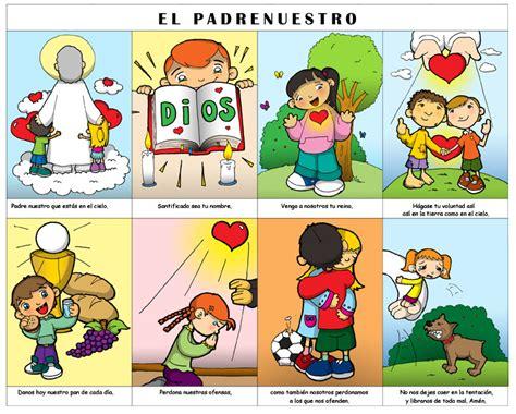 imagenes oraciones catolicas en ingles padre nuestro religi 243 n los adiles