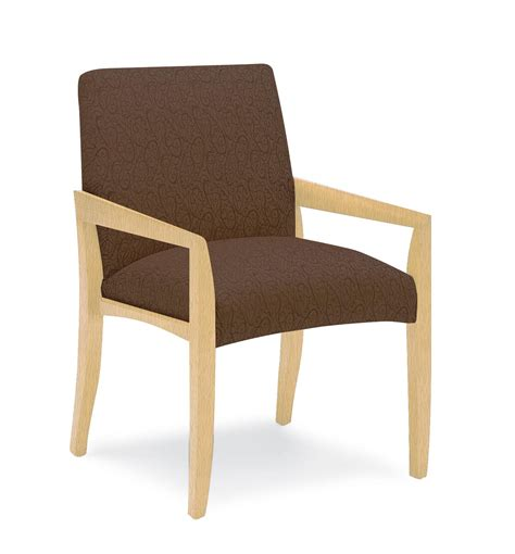 Wood Armchair by 4165 Wood Arm Chair