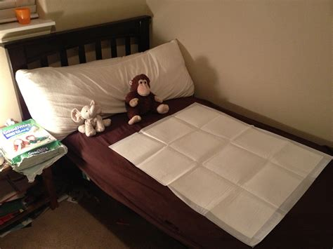 Goodnites Disposable Bed Mats by Goodnite Bed Mats Archives Logic