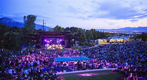 Butte Gardens Concerts by Student Theu