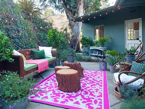 hgtv backyard our favorite designer outdoor rooms outdoor spaces patio ideas decks gardens hgtv