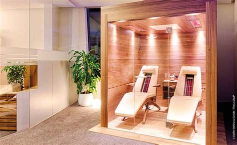 Sauna Infrarotkabine by Saunabau Infrarotkabinen Und Zubeh 246 R Starke B 228 Der