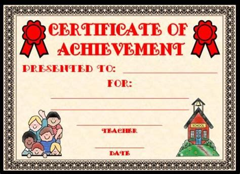 certificate of achievement ohio restaurant education foundation