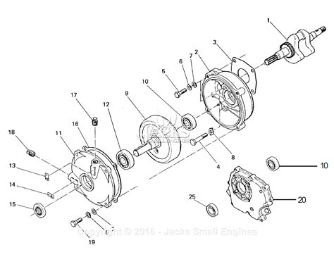 Robin Subaru Ey28 Parts Diagram For Gear Reduction
