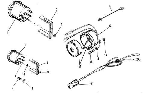 mercury trim wiring mercury free engine image for