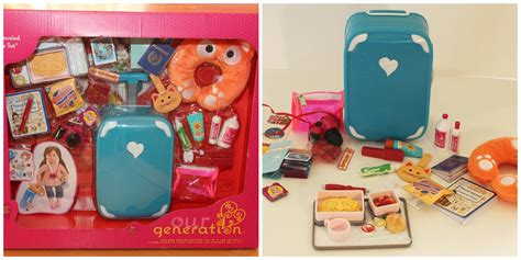 Set Og opening review our generation luggage set for american