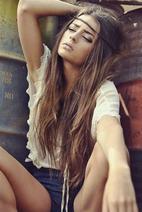hippie hairstyles for long straight hair hippie hairstyles hair pinterest hippie style