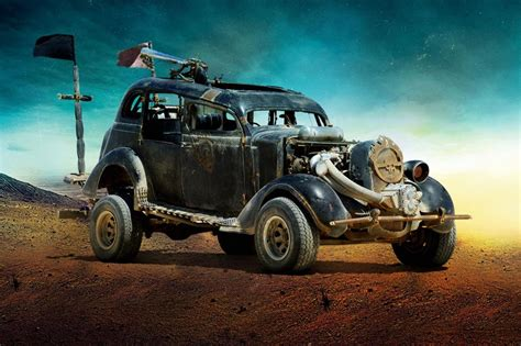 Cars of Mad Max: Fury Road   Pictures   Auto Express