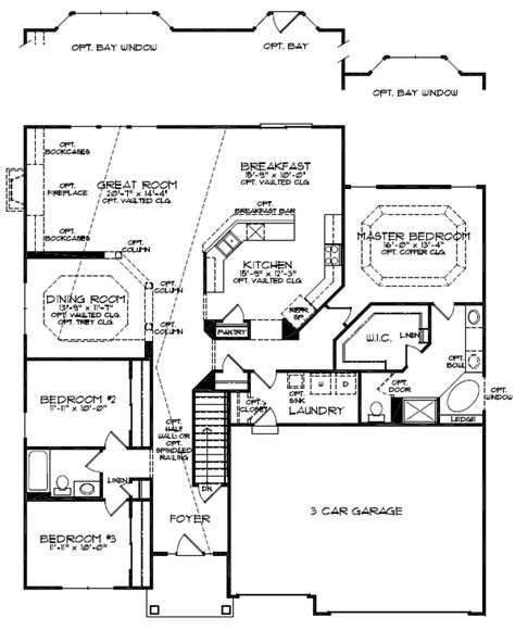 homes floor plans with pictures floorplan