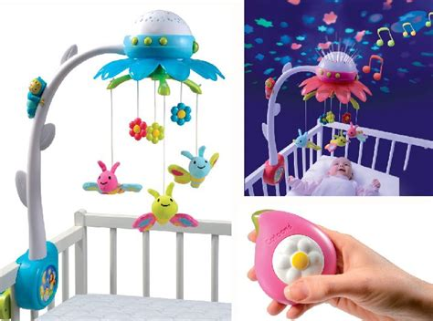 Crib Mobile With Projector by Baby Mobile Projector