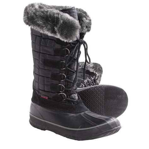 kamik s snow boots kamik scarlet 2 snow boots for 6095v save 62