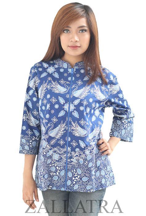 Baju Jambi model baju batik wanita cap asli jambi berkualitas zallatra u3 zallatra