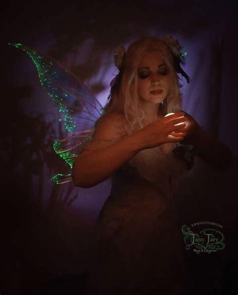 Light Up Green Fairy Wings 3 By Faeryazarelle On Deviantart Light Up Fairies