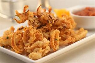 what is calamari and what does it taste like