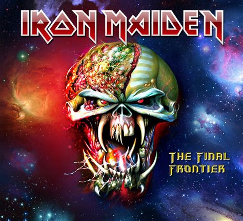 Cd Original Iron Maiden The Frontier iron maiden the frontier by charlienoizz on deviantart