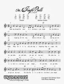 Ukulele chords sharps chord changes above them