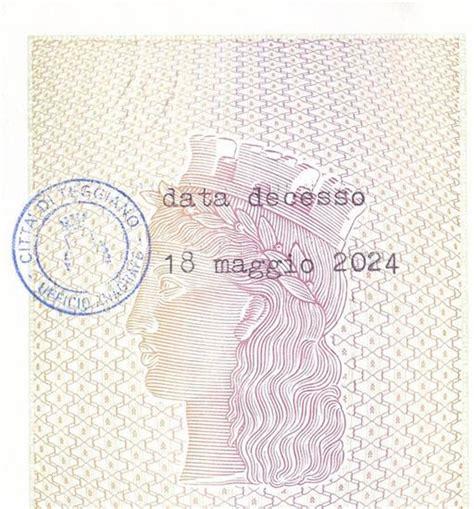 comune di salerno ufficio anagrafe salerno sulla carta d identit 224 le indicano la data