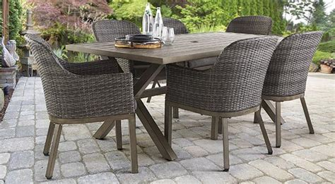 patio dining sets canada patio furniture the home depot canada
