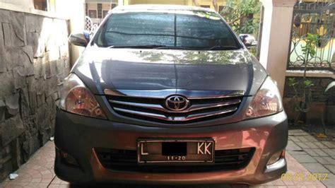 Toyota Innova G Mt kijang innova g mt 2010 dijual mobilbekas