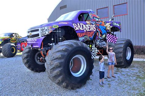 monster trucks show nj monster trucks invade new jersey motorsports park