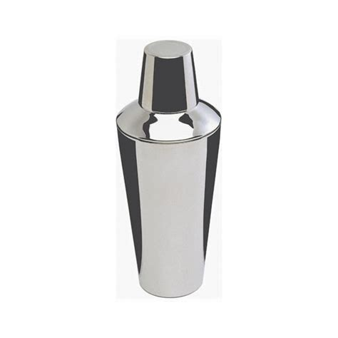 Shaker 750 Ml By Kitchenware stainless steel cocktail shaker 25cm 750ml