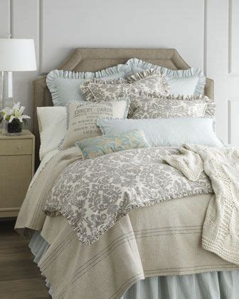 french laundry bedding bedroom bedding french laundry home quot gray damask quot bed linens horchow bedrooms