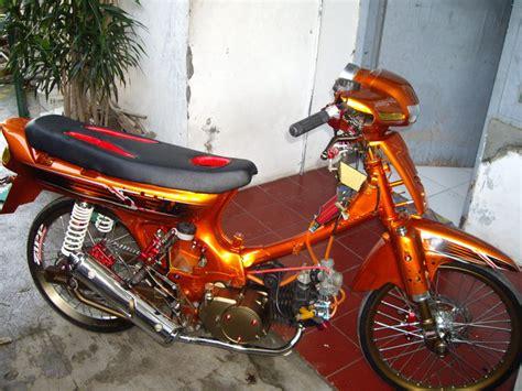 Lu Tiger Revo gambar modifikasi motor honda astrea
