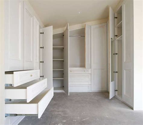 Built Wardrobes by Build Your Own Fitted Wardrobe Interior4you
