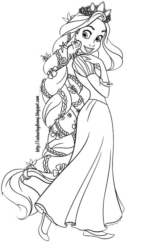 disney coloring pages barbie disney coloring pages tangled coloring pages of rapunzel