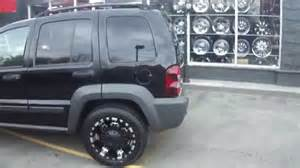 Jeep Liberty Road Tires Hillyard Custom Tire 2003 Jeep Liberty Custom 18 Inch