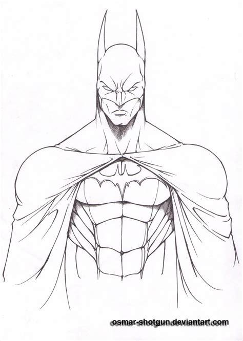 batman art osmar shotgun deviantart
