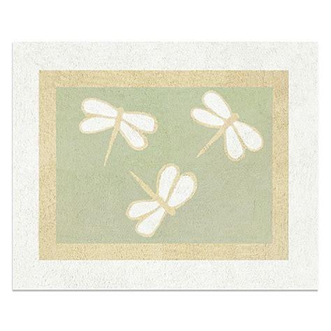 sweet jojo designs rugs sweet jojo designs dragonfly dreams accent floor rug in green buybuy baby