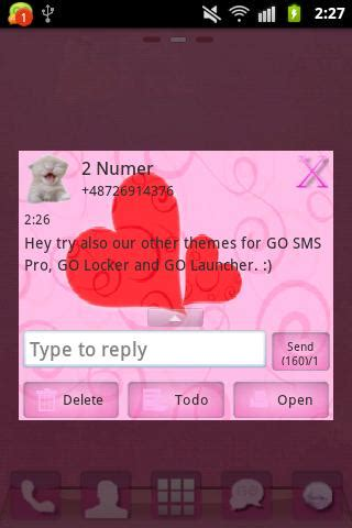 go sms pro pink sweet theme apk go sms pro theme pink cats for pc