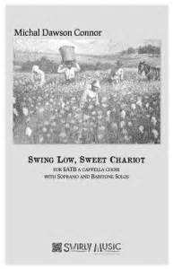 swing low sweet chariot acapella swirly music serving composers and consumers of printed