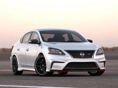 2013 nissan sentra jdm nissan sentra nismo concept revealed at l a auto show