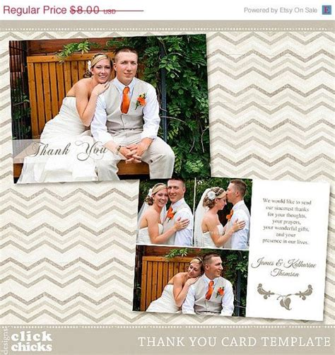 5x7 Thank You Card Template by 1000 Images About Wedding Thank You Templates On