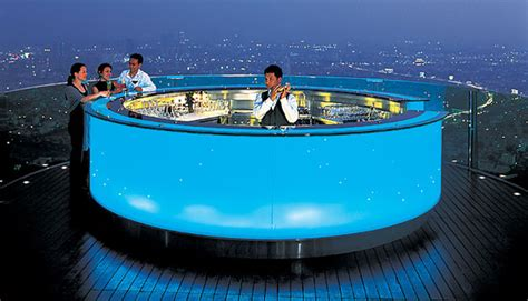 top 10 beach bars in the world top five of the world s highest bars chilled magazine