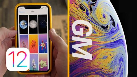 ios  gm released official iphone xs wallpapers youtube