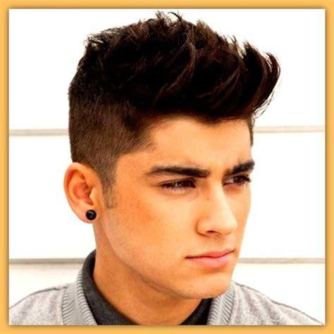 peinados con pelo corto hombre peinados faciles para hombres jovenes pelo corto
