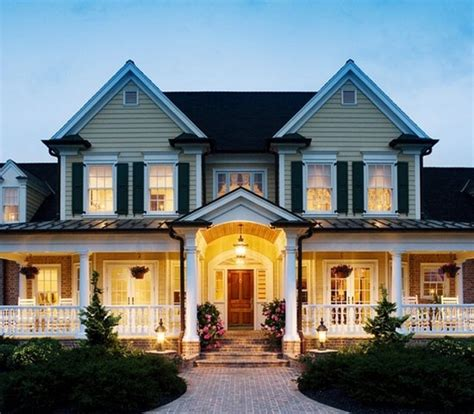 front porches on houses awesome front porch w lighting home exteriors porches