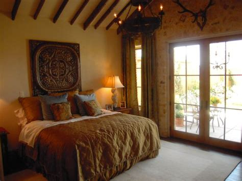 tuscan bedrooms tuscan style bedroom home