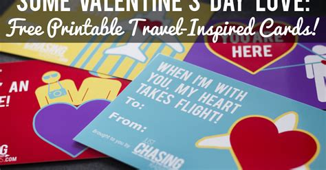 valentines day trip some s day free printable travel inspired