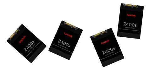 Sandisk Z400s sandisk releases low cost z400s ssd