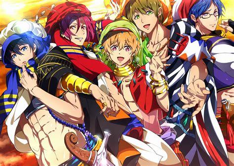 Anime Free by Lunagareboshi Rin Matsuoka Arabian