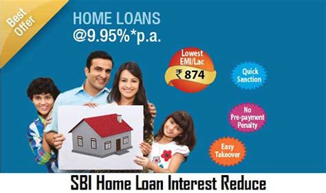 sbi cuts home loan interest rate by 0 25 percent