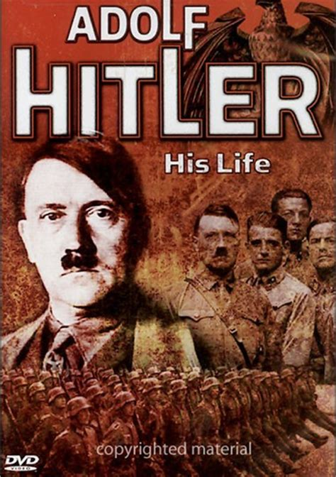 adolf hitler biography film adolf hitler his life dvd 2005 dvd empire