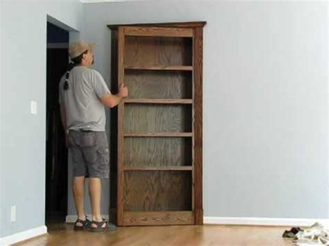 Floor Plans Secret Rooms by Pivoting Bookcase Youtube