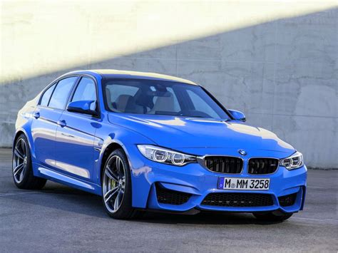 Bmw M3 Sedan 2015 Bmw M3 Sedan Review