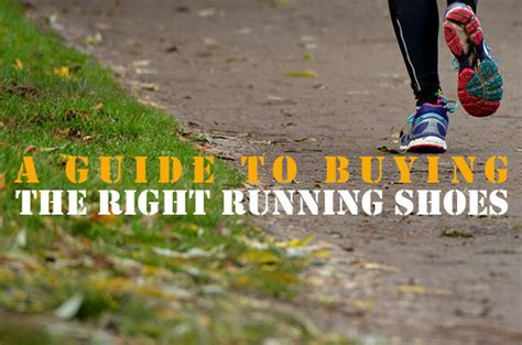 guide to buying running shoes a guide to buying the right running shoes